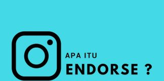 Endorsement Instagram