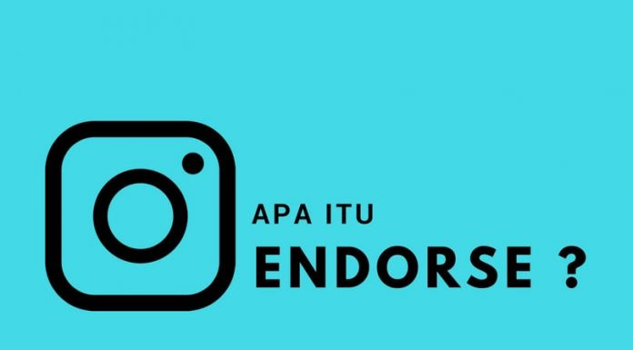 Endorsement Instagram
