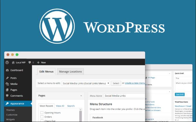 Cara Membuat Website Gratis dengan WordPress | Alona.co.id